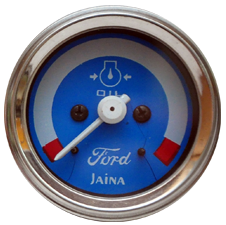 Autometer Oil Pressure Gauge
