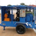Cable Pulling Capstan Winch - Hydraulic Operated