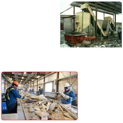 Can Sorter for Construction Industry