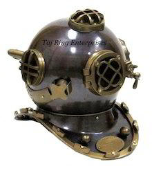 Antique Divers Diving Helmet