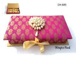 unique gifts return gifts dcor baby showers pink designer box