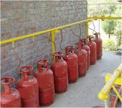 Gas Pipe Line Installation Service Lpg Gas Pipeline
