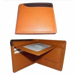 Light Brown Mens Wallet
