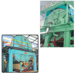 M G Cylinder for Paper Industry