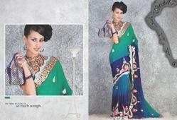 Designer Wedding Sarees