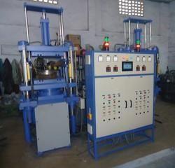 Hydraulic Rubber Moulding Machine
