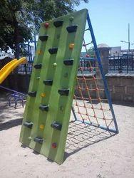 FRP Rope Climber