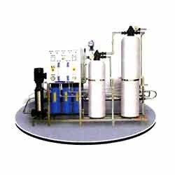 industrial and domestic drinking water plants