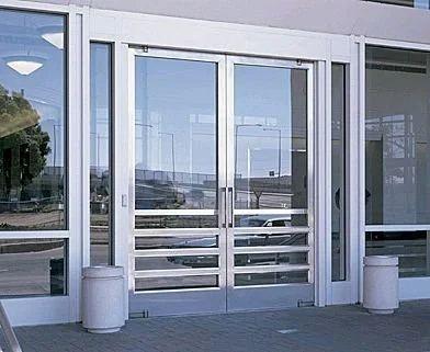 Aluminum Glass Door Aluminum Door Fabrication Services