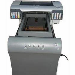 Discharge Printer