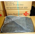relief thermal blankets
