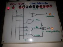 Half Subtractor and Full Subtractor