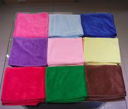Suede Microfiber Sports Towel