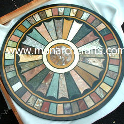 Round Side Tables Tops