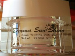 Derma Sunshine Herbal Skin Whitening Morning Cream