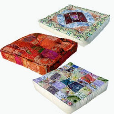 ethnic floor cushions cheap floor ethnic floor cushion manufacturer from panipat