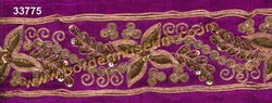 Exclusive Saree-Border