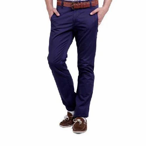 Men Casual Trouser