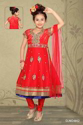 Exclusive Kids Anarkali Suit