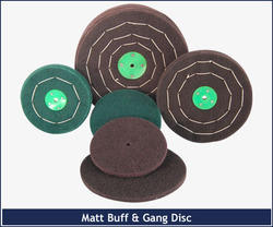 Matt Buff & Gang Disc