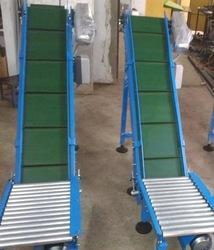 Pouch Take Up Conveyor