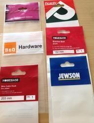LD Printed Poly Bags