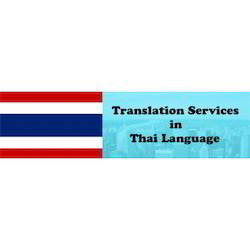 Thai Language Translation Services