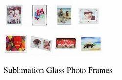 Sublimation Glass Photo Frames