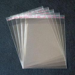 Plastic Bags With Sealing Tape
