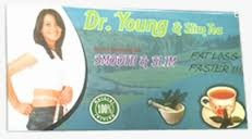 Dr. Young Slim Tea