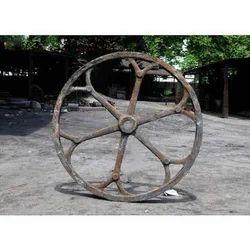 CI Machine Wheels
