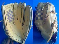 Base Ball Gloves in Split Leather