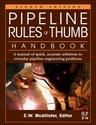 Pipeline Rules of Thumb Handbook 8th Edition by E Mcallister
