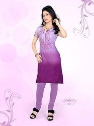 fancy designer kurtis