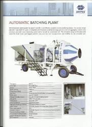 Automatic Batching Plant