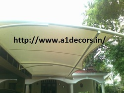 Designer Membrane Tensile Structure