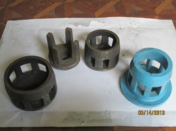 Shot Blasting Machine Impellers and Control Cages
