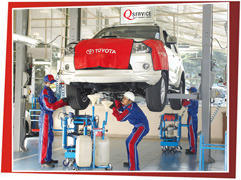 Express Maintenance(Quick Vehicle Service)