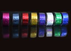 Sequins Pattern Holographic Sticky Tapes