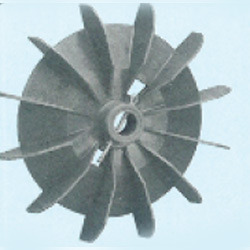 Plastic Fan Suitable For 90 Frame Size
