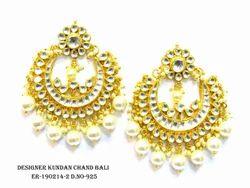 Designer Kundan Chand Bali