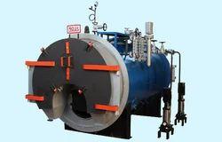 rwb waste heat recovery steam boiler