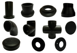 pp hdpe pipe fitting
