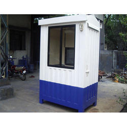 Readymade Security Cabin