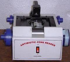antibiotic zone reader
