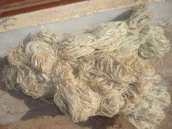 Natural Banana Fibers for Art and Crafts, Spinners, Weavers