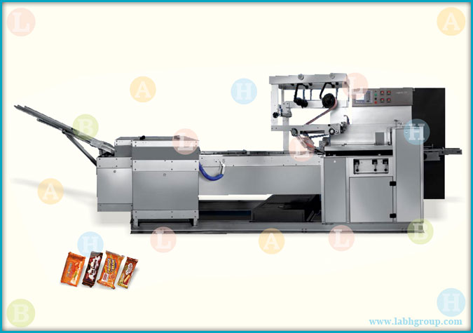 Automatic Single Raw Biscuits Packaging Equipment
