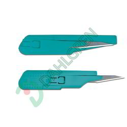 Retractable Scalpels