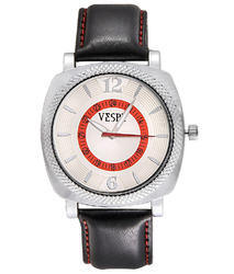 VESPL Glister White Dial Analog Men's Watch-VS111
