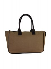 Beige Women Handbags